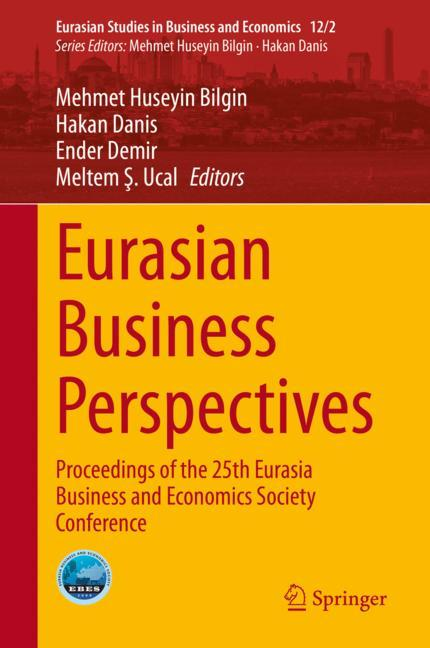 Cover of 'Eurasian Business Perspectives'