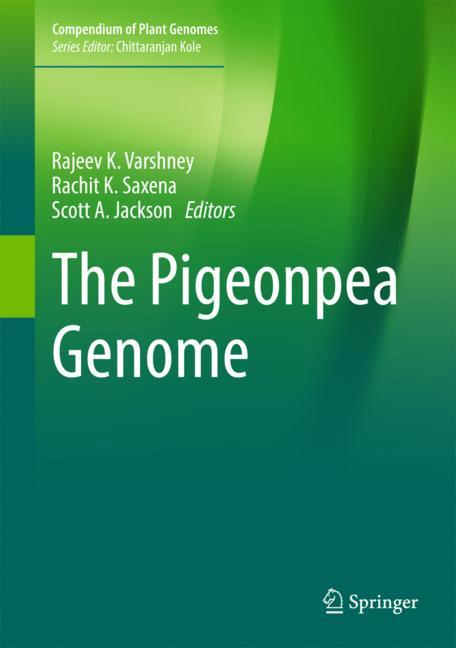 Cover of 'The Pigeonpea Genome'