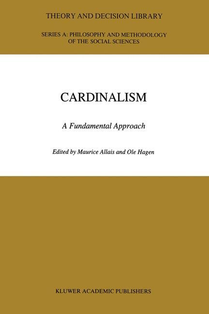 Cover of 'Cardinalism'