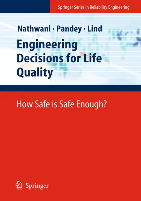 Cover of 'Engineering Decisions for Life Quality'