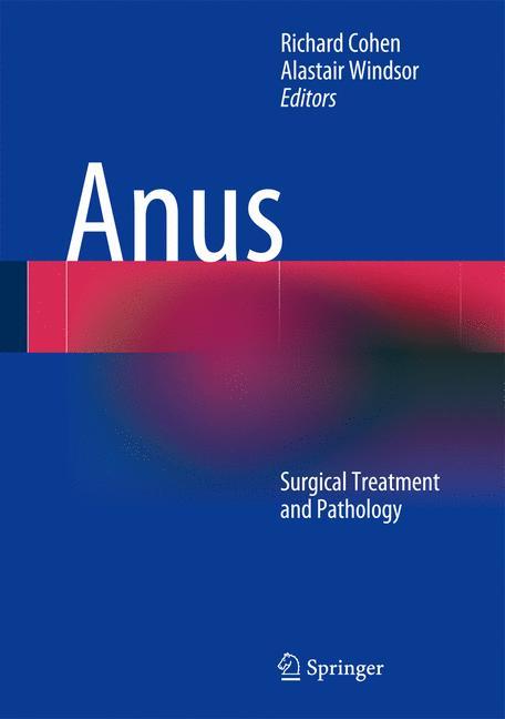 Cover of 'Anus'