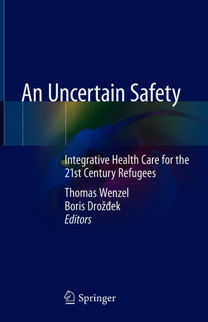 Cover of 'An Uncertain Safety'