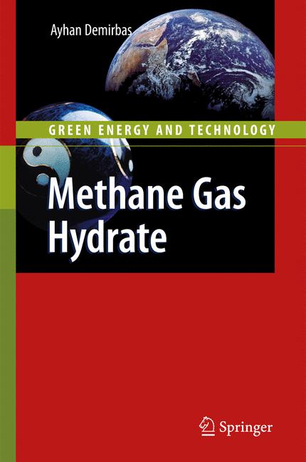 Cover of 'Methane Gas Hydrate'