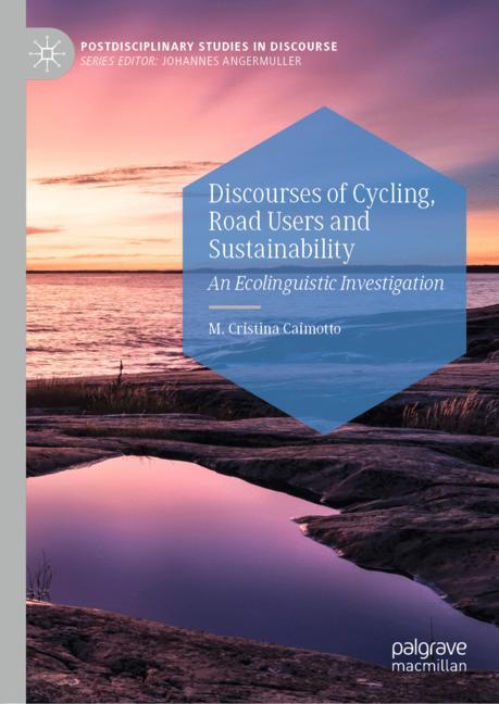 Cover of 'Discourses of Cycling, Road Users and Sustainability'