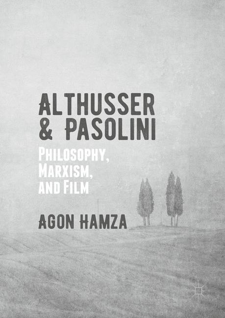Cover of 'Althusser and Pasolini'