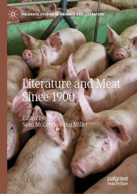 Cover of 'Literature and Meat Since 1900'