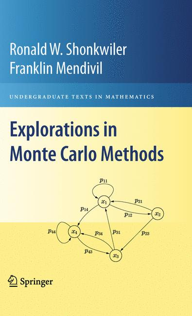 Cover of 'Explorations in Monte Carlo Methods'