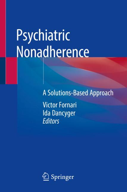 Cover of 'Psychiatric Nonadherence'