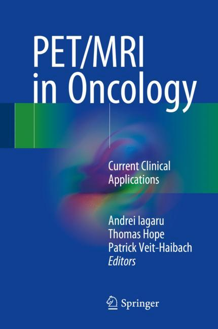 Cover of 'PET/MRI in Oncology'
