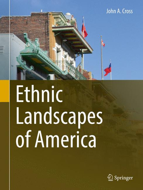 Cover of 'Ethnic Landscapes of America'