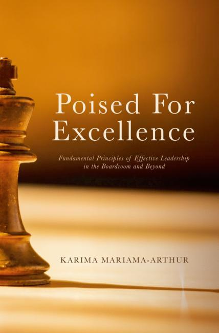 Cover of 'Poised for Excellence'