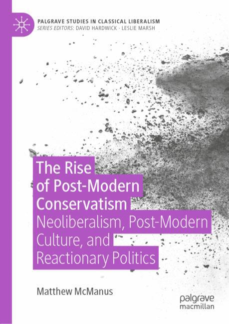 Cover of 'The Rise of Post-Modern Conservatism'