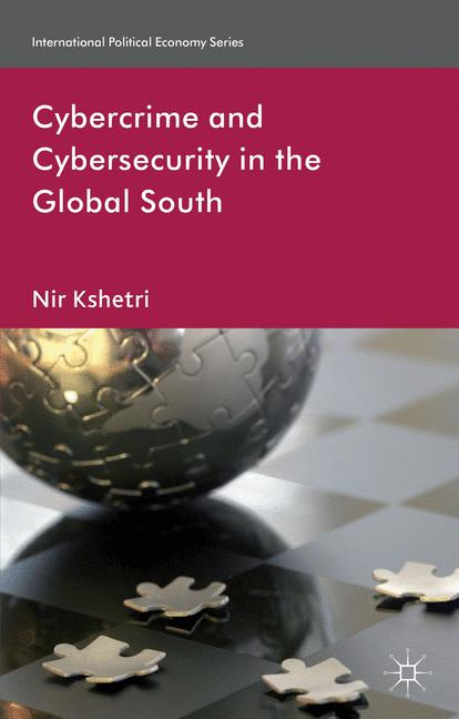 Cover of 'Cybercrime and Cybersecurity in the Global South'