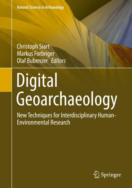 Cover of 'Digital Geoarchaeology'