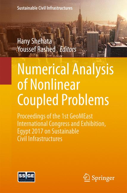 Cover of 'Numerical Analysis of Nonlinear Coupled Problems'