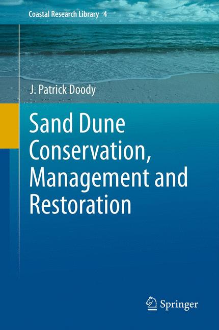 Cover of 'Sand Dune Conservation, Management and Restoration'