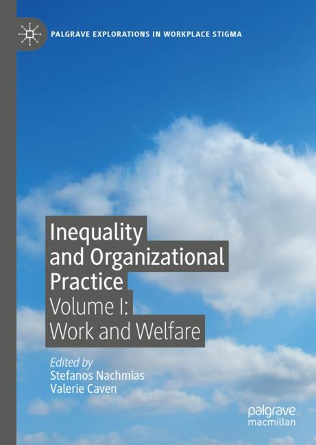 Cover of 'Inequality and Organizational Practice'