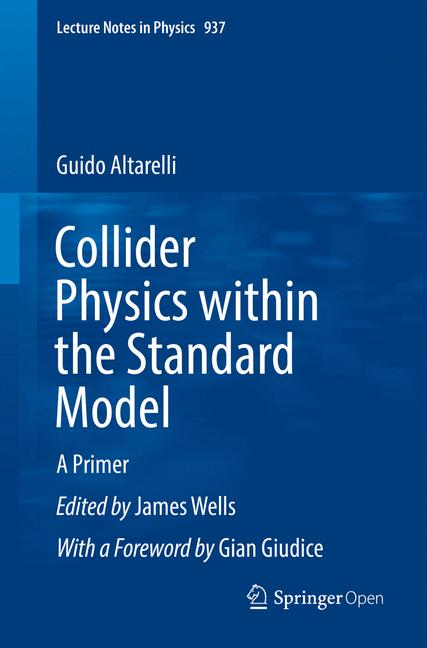 Cover of 'Collider Physics within the Standard Model'