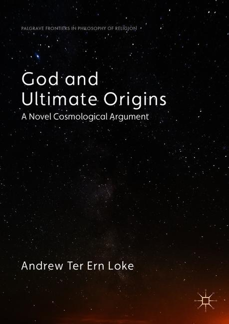 Cover of 'God and Ultimate Origins'
