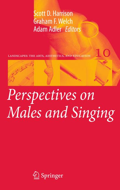 Cover of 'Perspectives on Males and Singing'