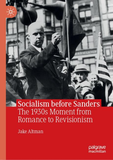 Cover of 'Socialism before Sanders'