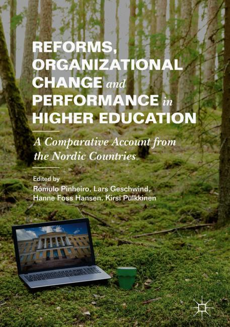 Cover of 'Reforms, Organizational Change and Performance in Higher Education'