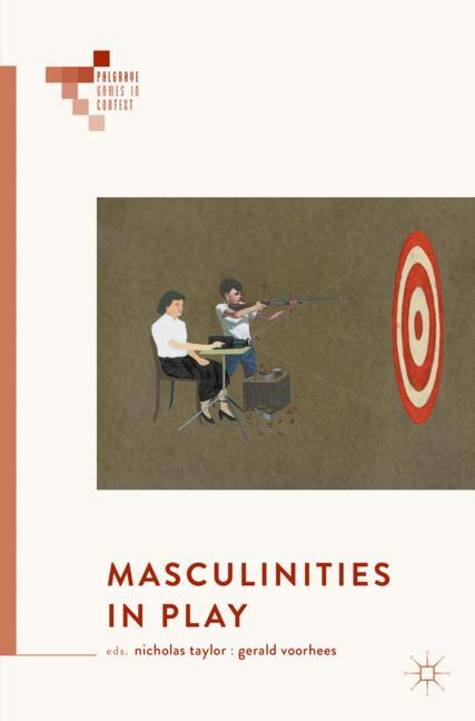 Cover of 'Masculinities in Play'