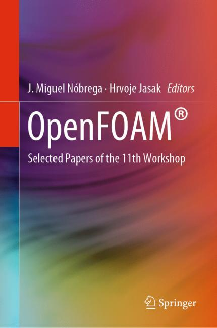 Cover of 'OpenFOAM®'