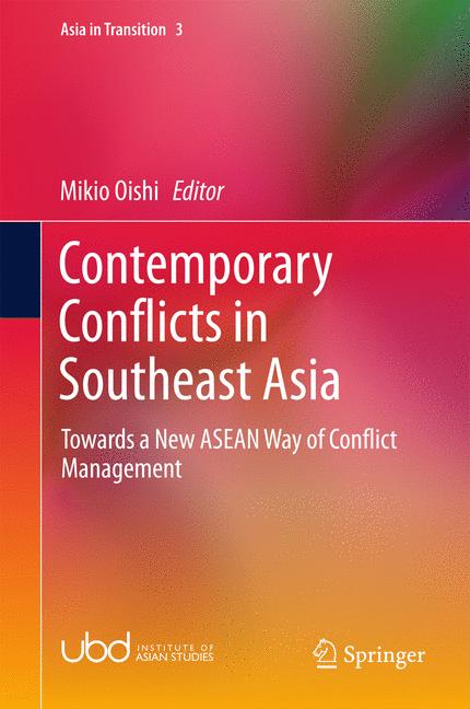 Cover of 'Contemporary Conflicts in Southeast Asia'