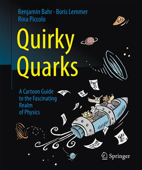 Cover of 'Quirky Quarks'