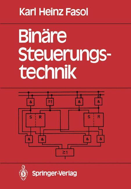 Cover of 'Binäre Steuerungstechnik'