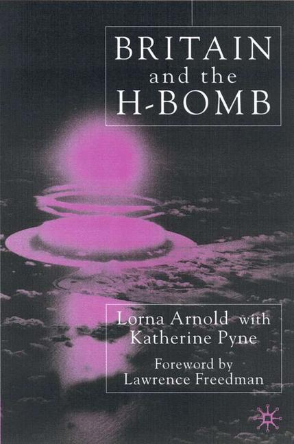 Cover of 'Britain and the H-bomb'
