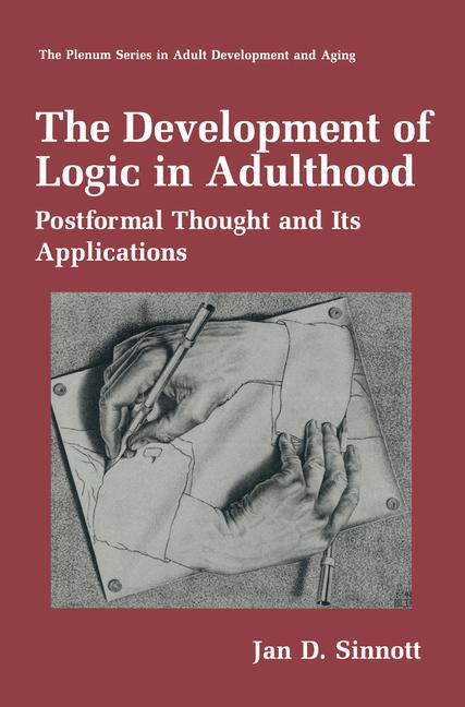 Cover of 'The Development of Logic in Adulthood'