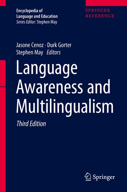 Cover of 'Language Awareness and Multilingualism'