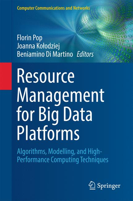 Cover of 'Resource Management for Big Data Platforms'