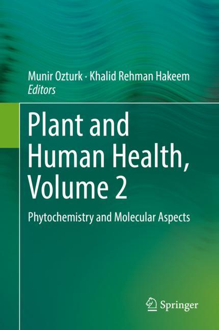 Cover of 'Plant and Human Health, Volume 2'