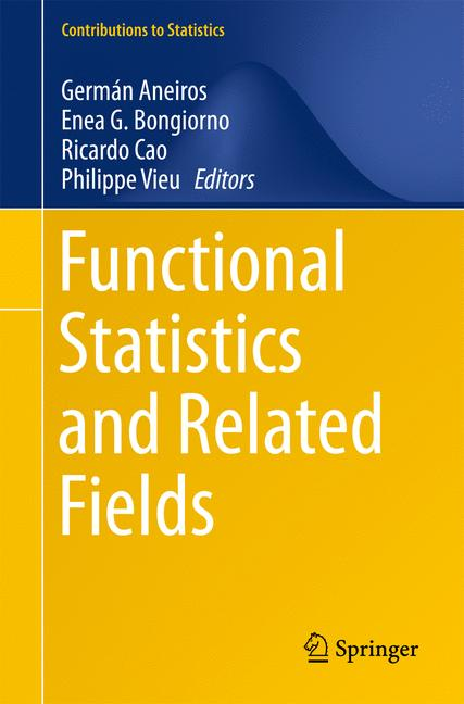 Cover of 'Functional Statistics and Related Fields'
