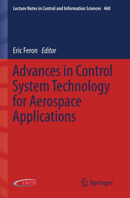 Cover of 'Advances in Control System Technology for Aerospace Applications'