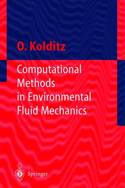 Cover of 'Computational Methods in Environmental Fluid Mechanics'