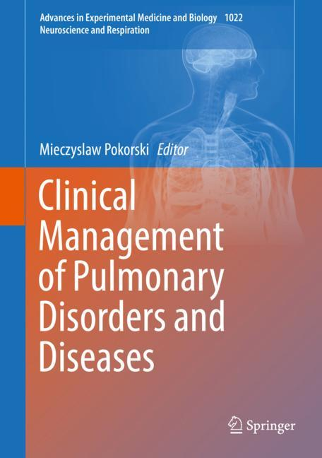 Cover of 'Clinical Management of Pulmonary Disorders and Diseases'