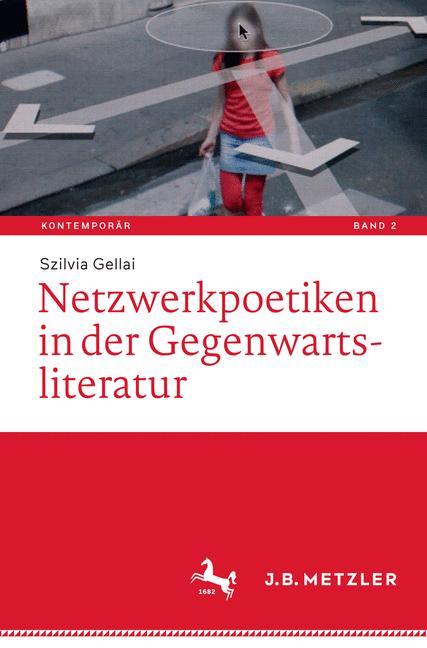 Cover of 'Netzwerkpoetiken in der Gegenwartsliteratur'