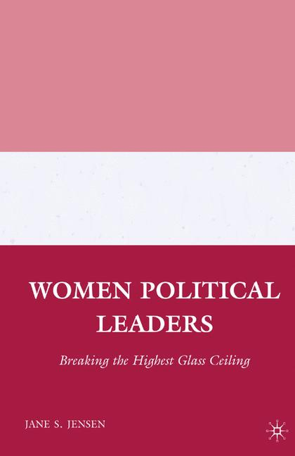 Cover of 'Women Political Leaders'