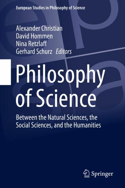 Cover of 'Philosophy of Science'