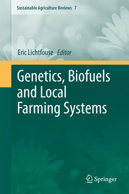 Cover of 'Genetics, Biofuels and Local Farming Systems'