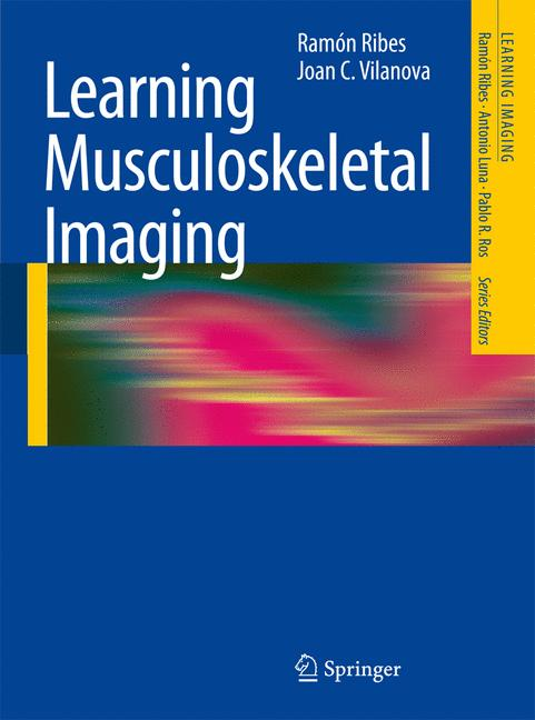 Cover of 'Learning Musculoskeletal Imaging'