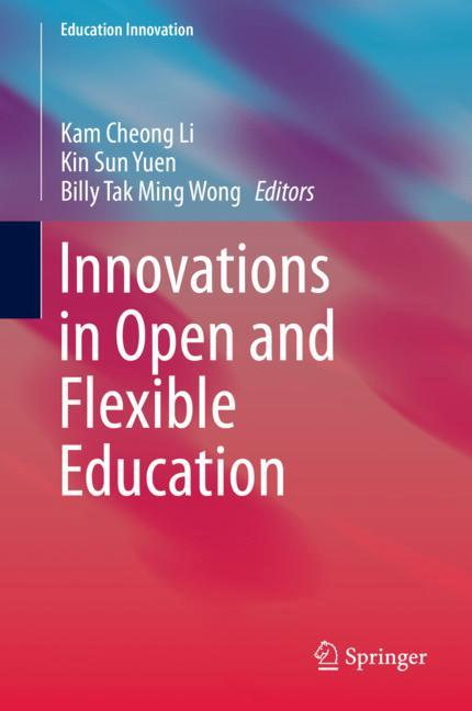 Cover of 'Innovations in Open and Flexible Education'
