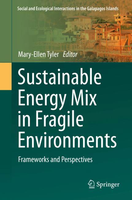 Cover of 'Sustainable Energy Mix in Fragile Environments'