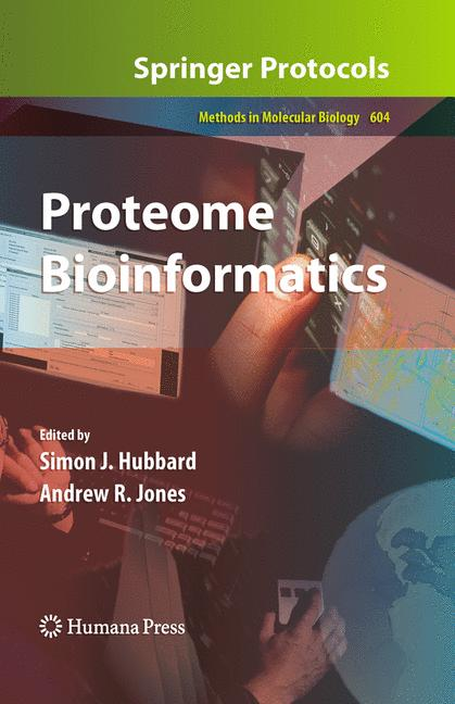 Cover of 'Proteome Bioinformatics'