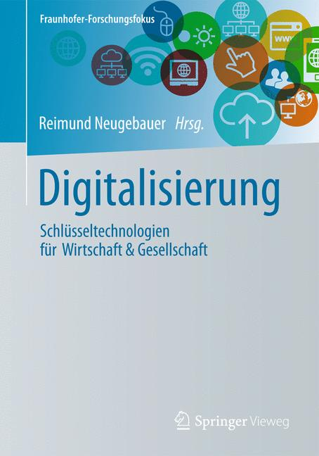 Cover of 'Digitalisierung'