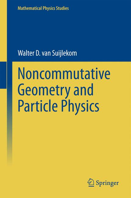 Cover of 'Noncommutative Geometry and Particle Physics'